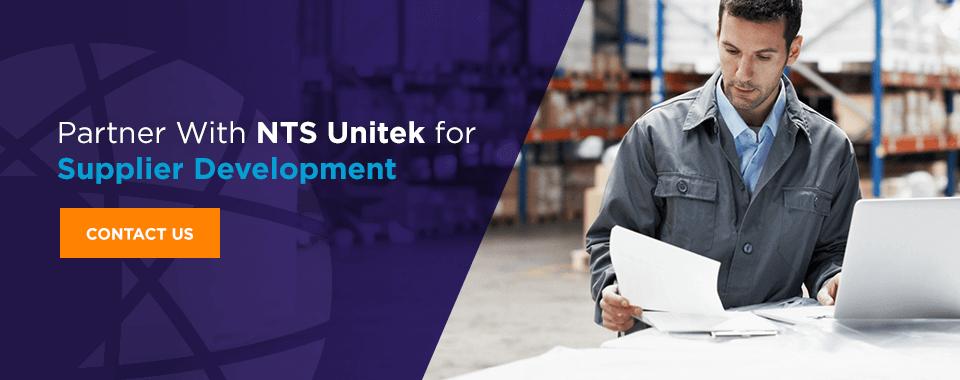 partner with NTS Unitek